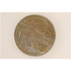 1920-S BUFFALO NICKEL ICG MS62 LAMINATED