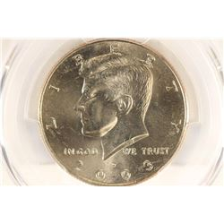 2003-D KENNEDY HALF DOLLAR PCGS MS66
