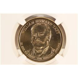 2013-P WILLIAM TAFT DOLLAR NGC MS68 EARLY RELEASES