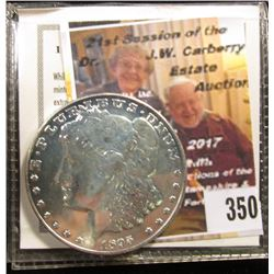 "350.""A Tribute to America's First Silver Dollar-The 8 Reales"" Copy with original literature."