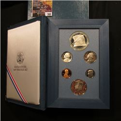 360.1987 U.S. Prestige Proof Set, Original as issued.