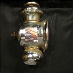 396.Kerosene Model T Carriage/Automobile Lamp. Used from 1915-26, no lens or cover.