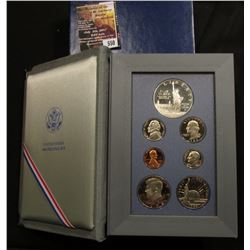 550.1986 S U.S. Prestige Proof Set, Original as issued.