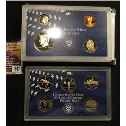 587.1999 S U.S. Proof Set, original as issued.