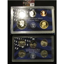 592.2006 S U.S. Proof Set, original as issued.