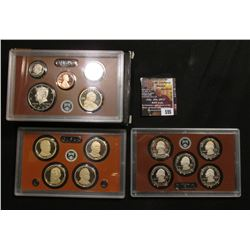 595.2012 S U.S. Proof Set, original as issued.
