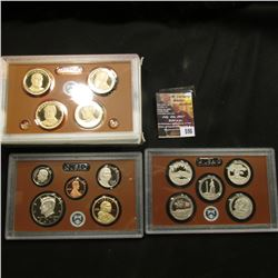 596.2013 S U.S. Proof Set, original as issued.