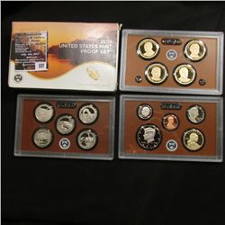 597.2014 S U.S. Proof Set, original as issued.