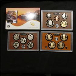 598.2015 S U.S. Proof Set, original as issued.