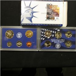 623.2003 S U.S. Proof Set, original as issued.