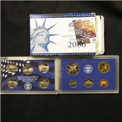 626.2006 S U.S. Proof Set, original as issued.