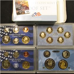 629.2009 S U.S. Proof Set, original as issued.