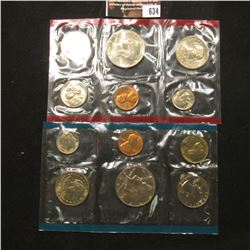 634.1979 United States Mint Set in original holder as issued.