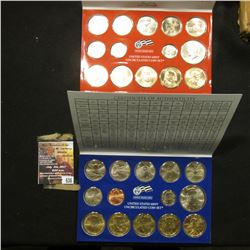 636.2007 P & D United States Mint Set in original holder and box as issued.