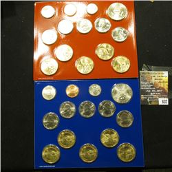 637.2010 P & D United States Mint Set in original holder and box as issued.