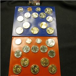 640.2014 P & D United States Mint Set in original holder and box as issued.