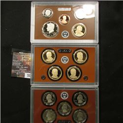 703.2014 S U.S. Proof Set, original as issued.