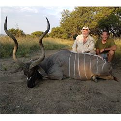 South Africa - 5 Day Southern Greater Kudu Mountain Hunt - Chumlet Safaris