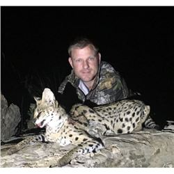 Tom Dreyer Safaris – Exciting Small Cat Hunt over 8 Nights