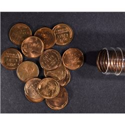 BU ROLL OF 1940 LINCOLN CENTS