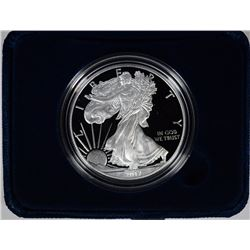 2017 PROOF AMERICAN SILVER EAGLE IN ORIGINAL PACKAGING