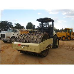 """2003 INGERSOLL-RAND SD-105DX ROLLER, VIN/SN:174324 - VIBRATORY, 84"""" PADFOOT DRUM, CANOPY, METER READ"""