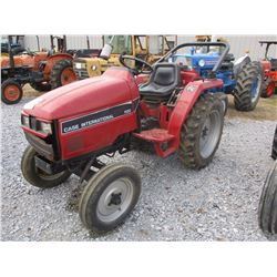 CASE INTERNATIONAL 1130 FARM TRACTOR, VIN/SN:CCJ0081877 - 3 PTH, PTO, ROLL BAR, 9.5-24 TIRES, METER