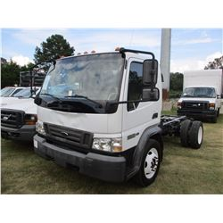 2006 FORD LCF CAB & CHASSIS, VIN/SN:3FRLL45Z96V327017 - POWER STORK DIESEL ENG, A/T, ODOMETER READIN