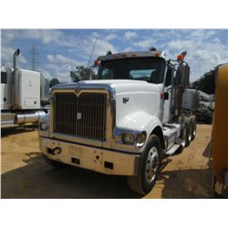 2005 INTERNATIONAL EAGLE 9900I TRUCK TRACTOR, VIN/SN:2HSCHAPR75C207864 - TRI-AXLE, 475HP CUMMINS DIE