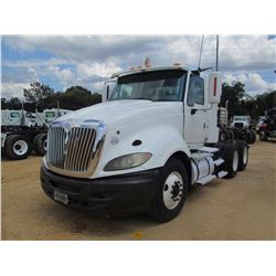 2010 INTERNATIONAL PRO STAR PREMIUM TRUCK TRACTOR, VIN/SN:3HSCUAPR4AN184063 - T/A, 450HP CUMMINS ISX