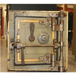 The National Safe & Lock Co Mini Bank Vault