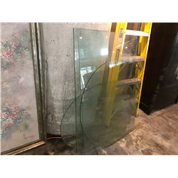 Square Glass Top 20x20, Rectangular Glass Top 33.5x48.5, Rectangular Bar Glass 16.5x47.5(has two dri