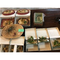 Misc. Lot of Handmade Crickets - Variou Styles