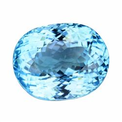 Natural Swiss Topaz 32.92 carats - VVS