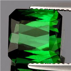 Natural Neon Chrome Green Tourmaline 5.25 ct- Flawless