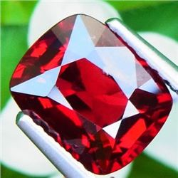 Natural Burmese Red Spinel 2.32 Cts (Untreated) - VS
