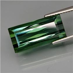 Natural Bluish Green Tourmaline 10.15 cts