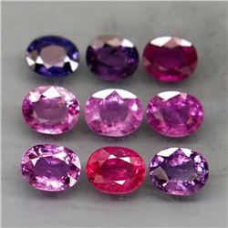 Natural Fancy Color Sapphire 4.40 Carats