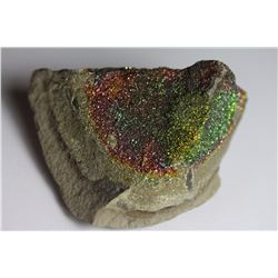 Natural Magical Rainbow Pyrite 290 Carats