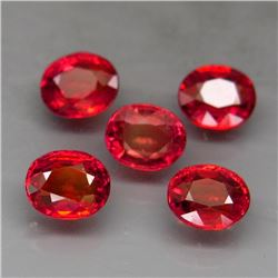 Natural Red Sapphire 3.68 Carats