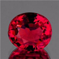 Natural Pigeon Blood Red Burmese Spinel  0.91 Cts