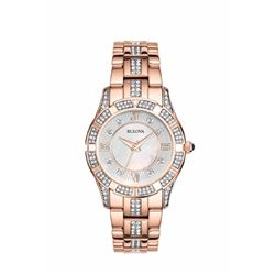 Bulova Lady's Mother of Pearl Watch