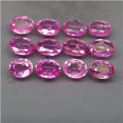 Natural  Pink Sapphire Madagascar 3.87 Ct.