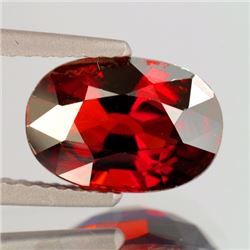 Natural Mozambique Garnet 2.90 Cts - VVS
