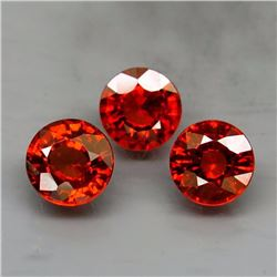 Natural Imperial Spessartite Garnet 6.00 MM