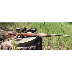 Howa 1500 6.5 Creedmor Richards Thumbhole Stock Rifle