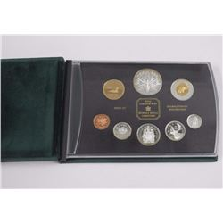 2000 .925 Silver Proof Coin Set