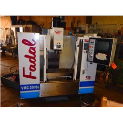 1998 Fadal 2016L Vertical Machining Center