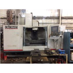 CINCINNATI MILACRON Arrow 1250 Vertical Machining Center Acramatic 2100 Control