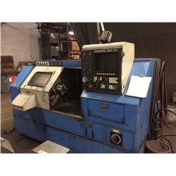 1987 Mazak QT-10 turning Center T-2 Mazatrol Control